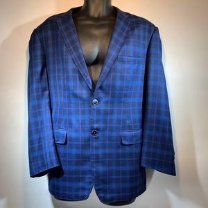 Holland & Sherry tailored sport coat by Song Lee